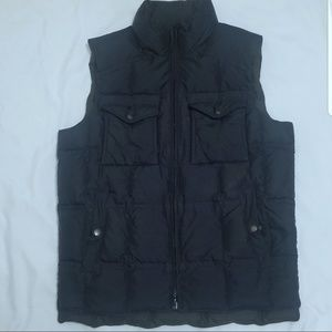J. Crew Expedition Down Puffer Vest Black Size S
